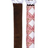 Wonder Bumpers Pink Damask 2 Pack