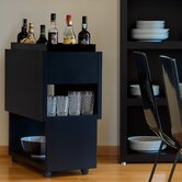 Cocoon Serving Cart