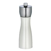 15 cm Milano White Gloss Salt and Pepper Mill Set