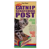 Catnip Scratching Post Extra Wide