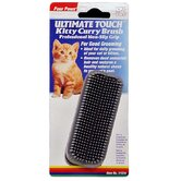 Ultimate Touch Kitty Curry Brush