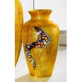 "Vase ""Kiss"" in Gold 24K"