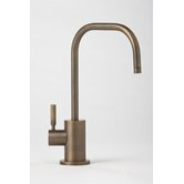 Fulton One Handle Single Hole Cold Water Dispenser Faucet with Lever Handle
