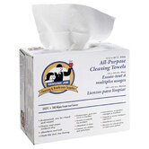 All-Purpose Cleaning Towels, White