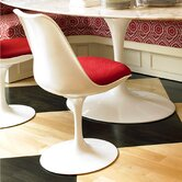 Tulip Chair with Seat Pad by Eero Saarinen