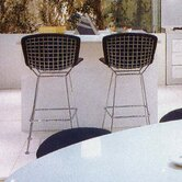 Side Chair with Full Cover by Harry Bertoia