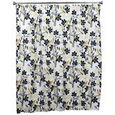 Small Talk Cotton Shower Curtain