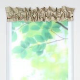 Buckhead Cotton Sleeve Topper Valance