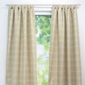 Buckhead Cotton Tab Top Curtain Panel