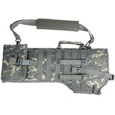 Rifle Scabbard in Digital Camo