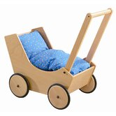 Doll Pram In Natural