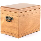 Oak Celestial Supreme All Natural Wood Urn