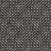 Cars- Garage Metal Wallpaper in Black