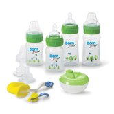 Decorated Eight Piece Bottle Gift Set