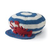 Baby Nautical Lobster Cap