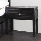 Cabo 1 Drawer Nightstand