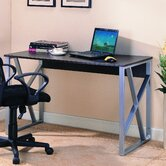 Computer Desk with X-Shape Leg