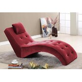 Velvet Chaise Lounge
