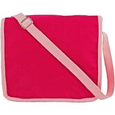 Doodlebugz Crayola Messenger Bag in Hot Pink