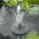 Solar Aquatics Sunjet Fountain Kit