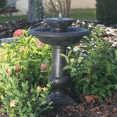 Smart Solar Bird Baths