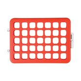 Mini Dishwasher Basket in Orange