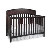 Charleston Non-Drop Classic 4-in-1 Convertible Crib