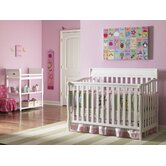 Stanton 4-in-1 Convertible Crib Set