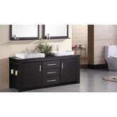 Washington Double Sink Vanity Set