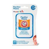 36 Pack Arm and Hammer Pacifier Wipes