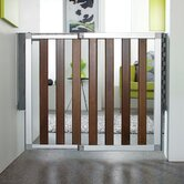 Loft Wood Safety Gate