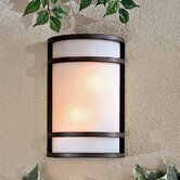 Bay View  Wall Mount in Oil Rubbed Bronze - Energy Star