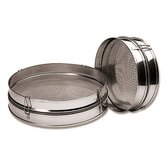 Paderno World Cuisine Sifters, Strainers, Colanders, & Splatter Screens
