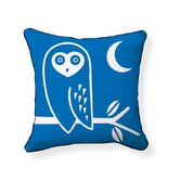Owl Double Sided Cotton Pillow
