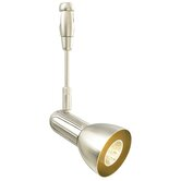 Swing One Light 40 Degree Spot Light in Satin Nickel