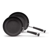 Contempo 2-Piece Non-Stick Skillet Set