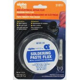 Soldering Paste Flux &amp; Brush AM51011