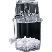 Acrylic Ice Crusher