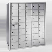 2600 Centurian Rear Access Horizontal Mailboxes