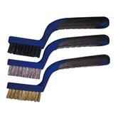 3 Piece Soft Grip Narrow Brush Set