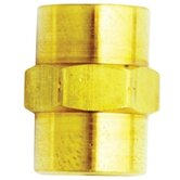 F Hex Coupling- 1/4In Npt 2Pk.