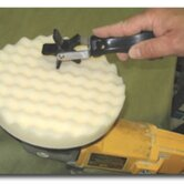 Foam Polishing Pad Cleaning Tool