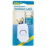 Multi-Purpose Appliance Latch in White