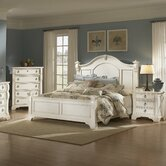 Four Poster Bedroom Sets | Wayfair