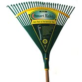 Handle Actionpoly Head Smart Rake The Ergonomic Leaf Rake