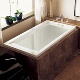 "Evolution 5' x 32"" Deep Soak Bath Tub"
