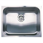 Spex Plus Single Bowl Undermount Kitchen Sink