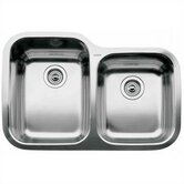 Supreme 1.75 Bowl Undermount Kitchen Sink