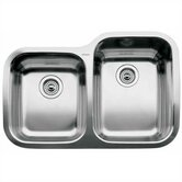 Supreme 1.75 Reverse Bowl Undermount Kitchen Sink