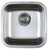 Stellar Single Bowl Undermount Bar Sink